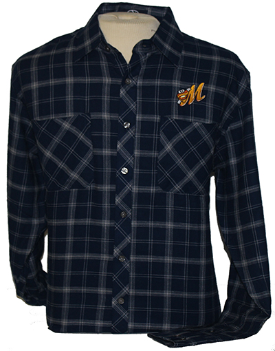 Biscuits Brewer Flannel Shirt